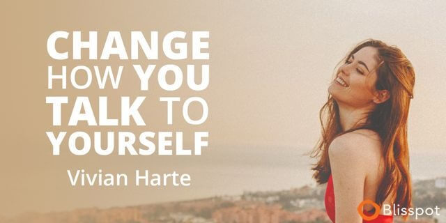 change how you talk to yourself