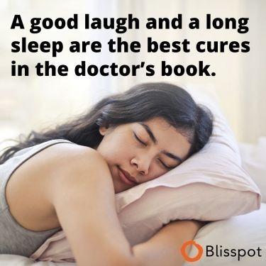 A long sleep