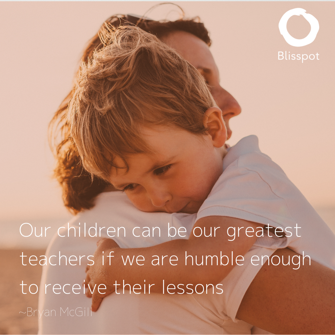 We can learn from children