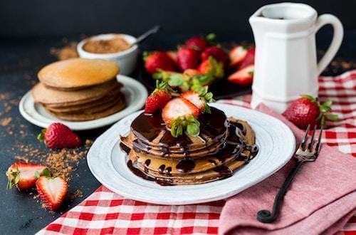 Delicious Pancake