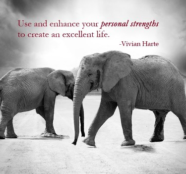 Use and Embrace Your Personal Strengths