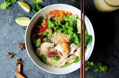 Steamed Noodle