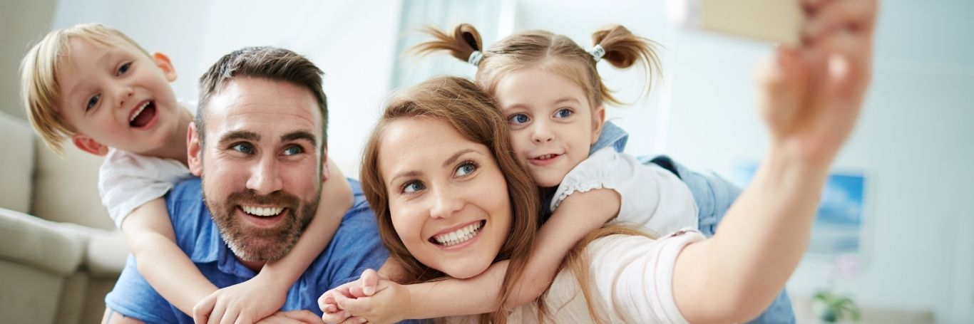 3 Easy Exercises to Strengthen Your Family Bond