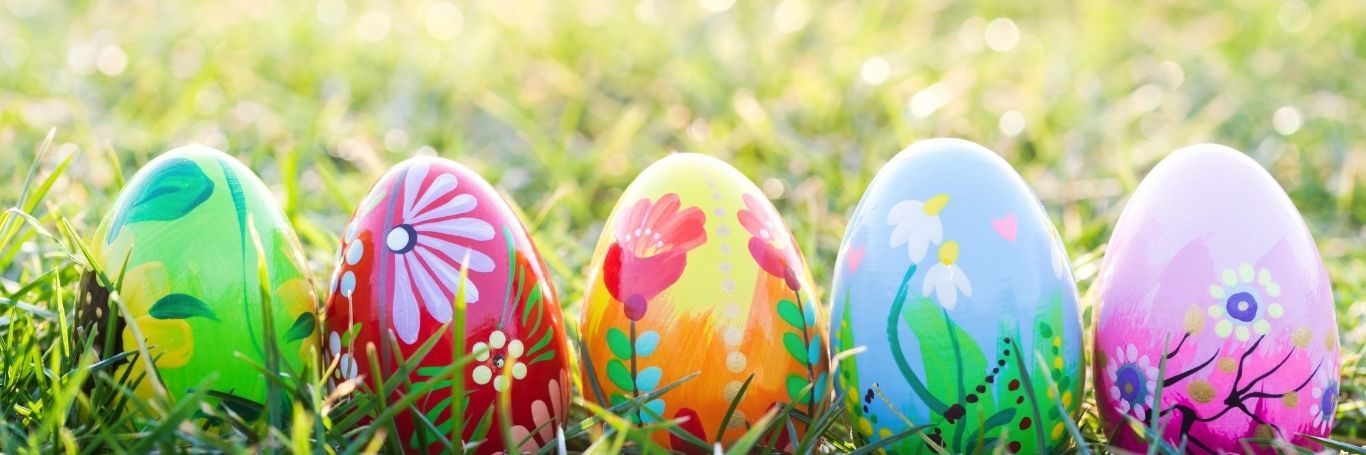 5 Steps to the Perfect Easter Egg Hunt