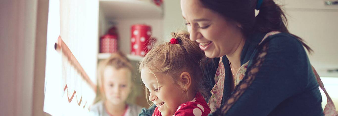 How to Have Fun with Kids in the Kitchen