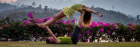 Romantic Couples Yoga