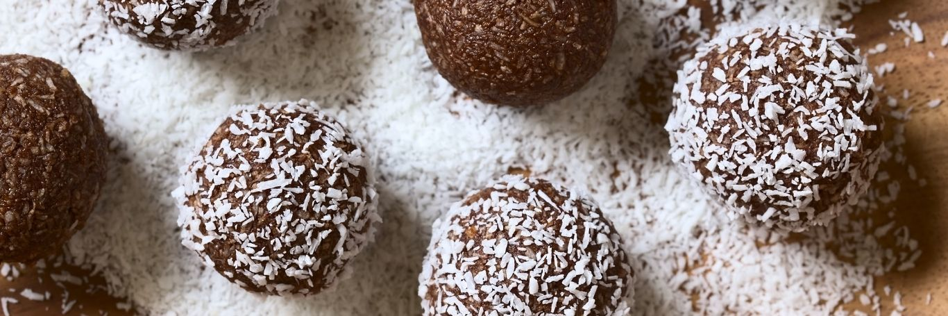 Make Our Scrumptious Bliss Balls