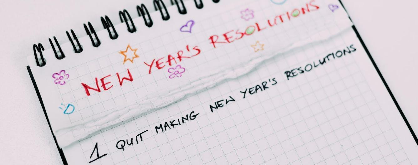 How to Really Achieve Your New Year's Resolution