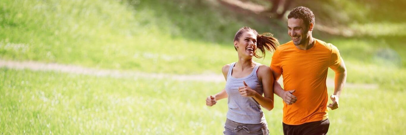 Daily Jogging With Your Partner