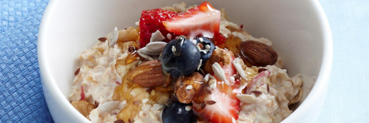Blisspot's Brilliant Bircher Muesli Recipe