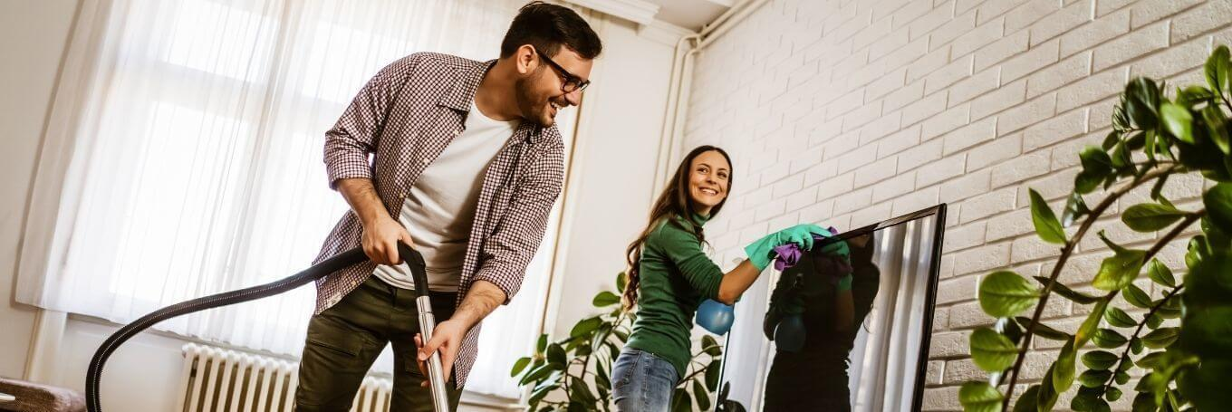 Couples Who Chore Together, Generally Stay Together