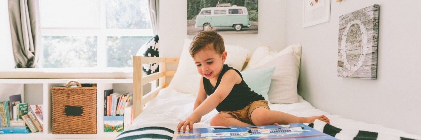 4 Easy Decorating Tips For Kids' Bedrooms